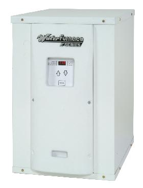 Waterfurnace EW hydronic geothermal heat pump