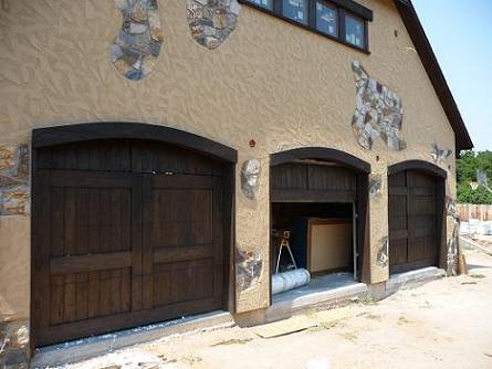 Platinum leed home colorado windows and doors for Platinum garage doors