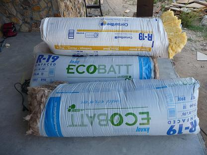 platinum leed home insulation