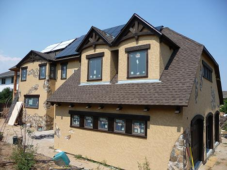 Platinum Leed Home Colorado Windows And Doors